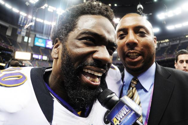 'This Is Not It. I'm Not Done,' Ed Reed Says of Future