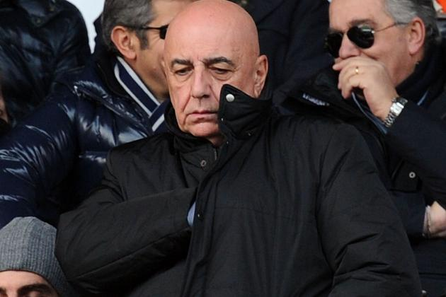 Galliani Welcomes Back 'Real Milan'