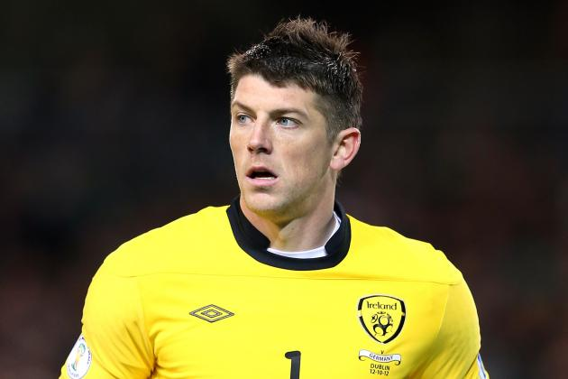 Giovanni Trapattoni Tells Keiren Westwood He May Have to Quit Sunderland