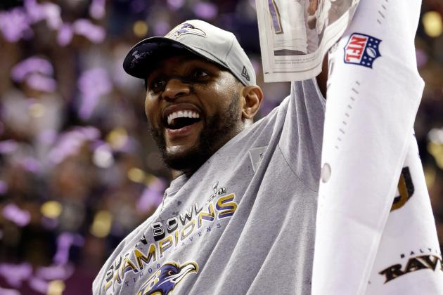 Morning Rush: Ravens' Super Bowl Success Is Ultimately a Ray Lewis Love Story
