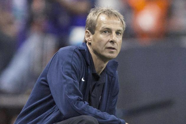 Klinsmann Names 24 Players for First Final Round FIFA World Cup Qualifier