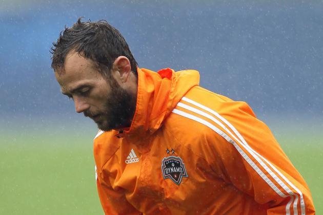 Dynamo's Davis Selected to U.S. Men's National Team Roster