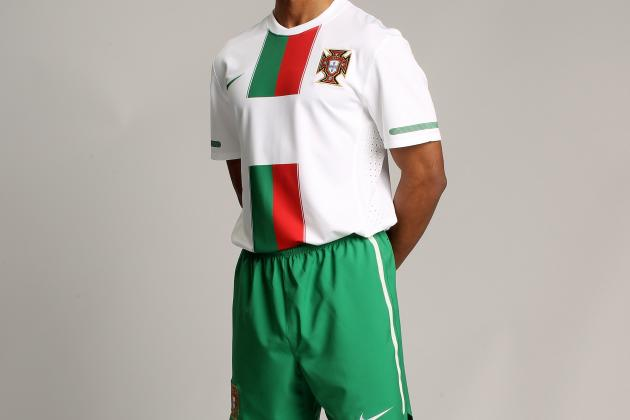 Portugal & Holland Get Gorgeous New Away Kits