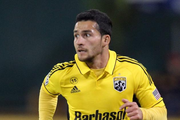 Chicago Fire Acquire Midfielder Dilly Duka from the Columbus Crew