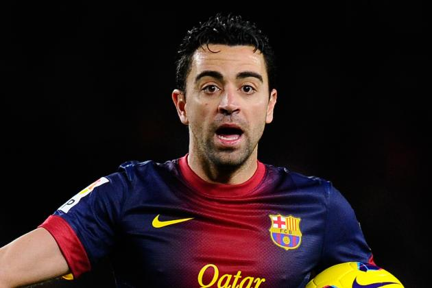 Xavi Hernández out for 15 Days