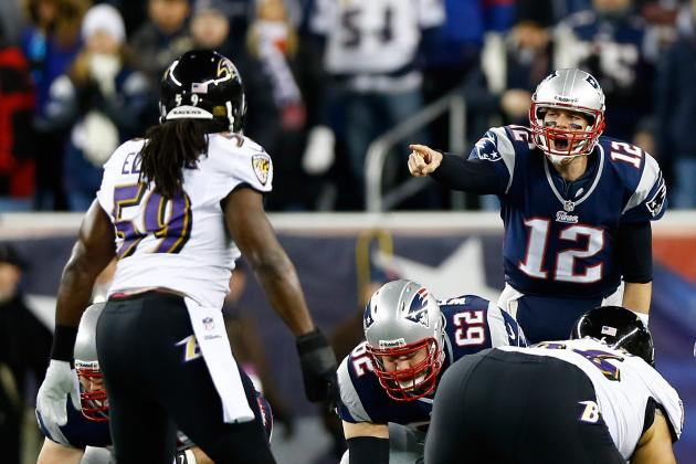 Pats Lined Up for Ravens' Opener?