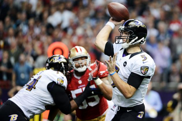 Ravens Will Be Forced to Use Exclusive Franchise Tag on Flacco