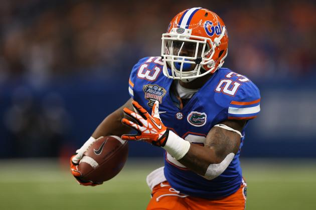 Senior Bowl Look-Back at Running Backs: Florida's Gillislee Catches Scouts' Eyes