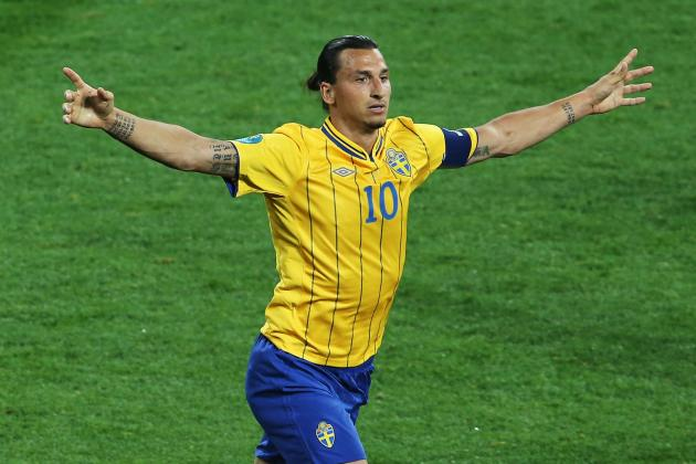 Sweden vs. Argentina: Complete Preview, Team News as Messi Takes on Ibrahimovic