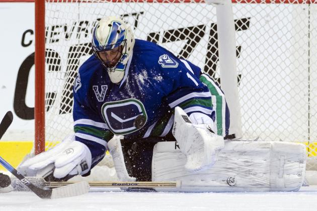 NHL Rumors: Ranking Teams Reportedly Interested in Roberto Luongo