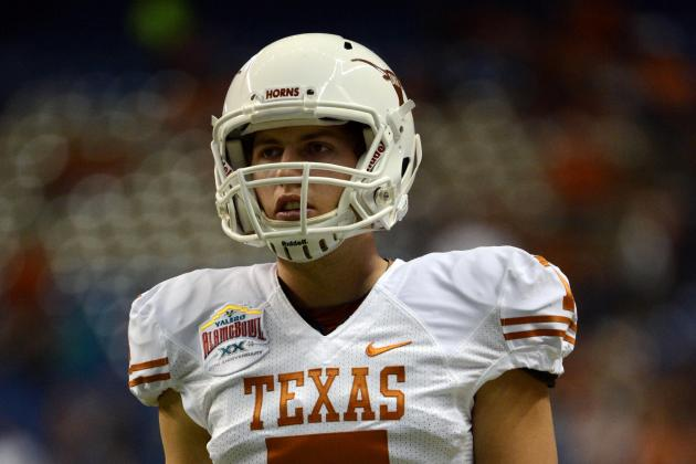 Texas Backup QB Brewer Arrested on Public Intoxication, Fake ID Charges