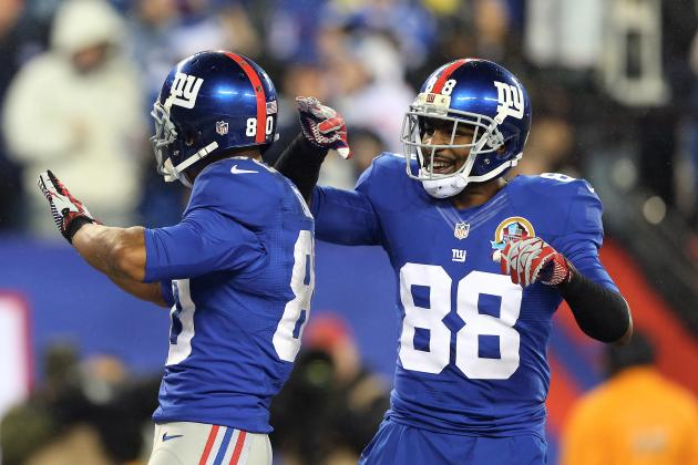 Debate: Which WR Should the Giants Focus on Keeping More -- Cruz or Nicks?