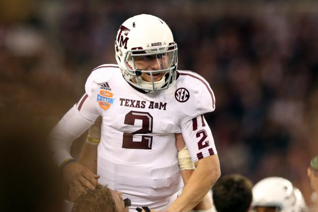 Does Texas A&M Really Have a Chance to Be 2013 Preseason No. 1?