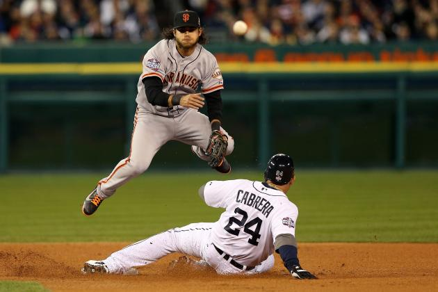 San Francisco Giants: Putting Together Best Defensive Lineup in 2013