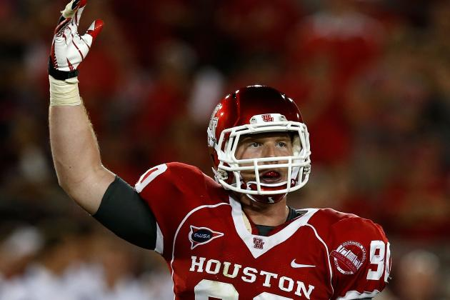 Starting Defensive Lineman Leaving Houston