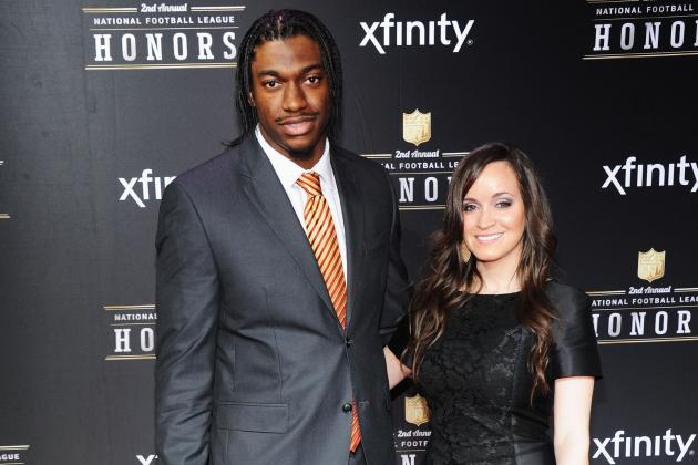 RG3's Recovery Is Ahead of Schedule, and More NFC East News