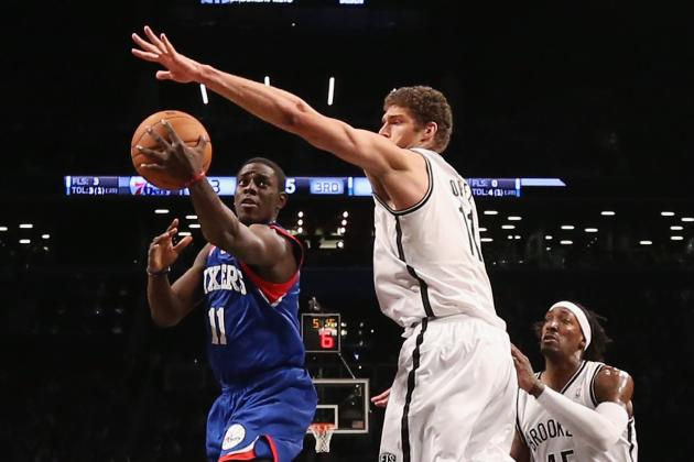 Brook Lopez a Big Reason for Nets' Improved Defense