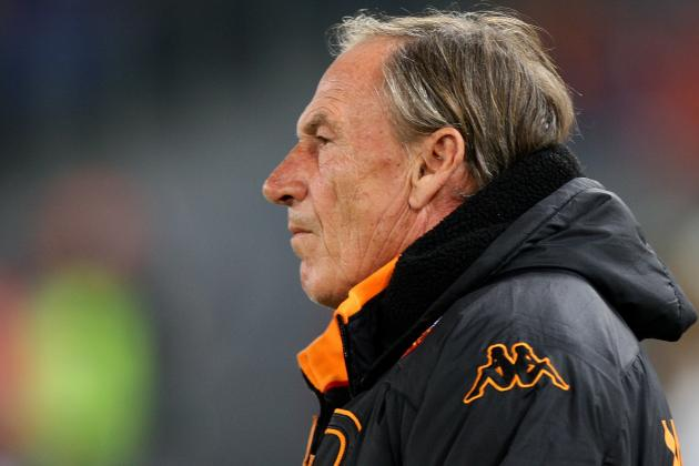 After Zdenek Zeman's Firing, Who Is the Ideal Coach to Take Roma Forward?