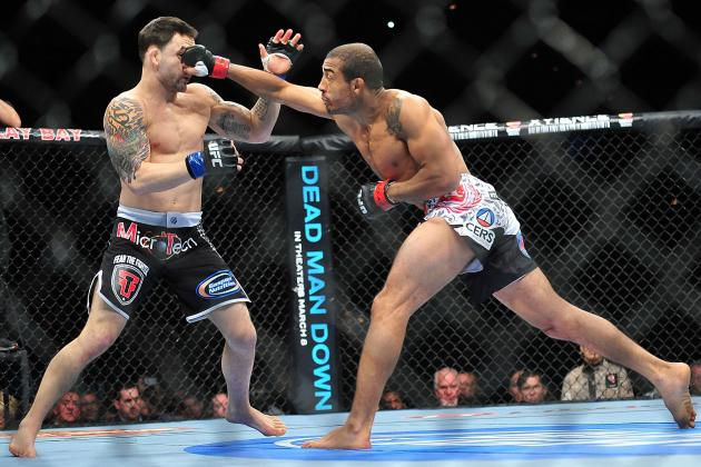 Jose Aldo vs Frankie Edgar: Where Does Aldo Rank Among the All-Time Greats?