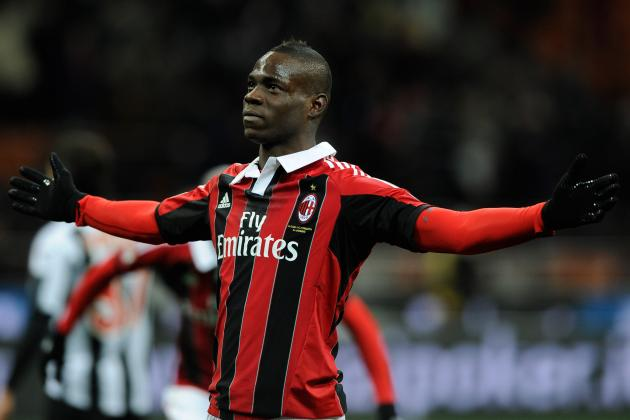 Balotelli: How AC Milan Can Get the Best out of Their Wildman Striker
