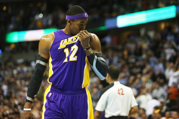 Lakers GM Mitch Kupchak Reportedly Says He Will Not Trade Dwight Howard