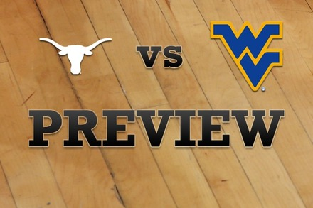 Texas vs. West Virginia: Full Game Preview