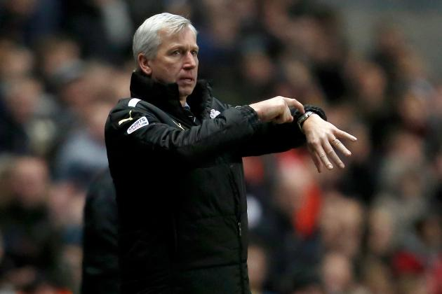 Pardew: Demba Ba Got a Taste of What He Will Miss