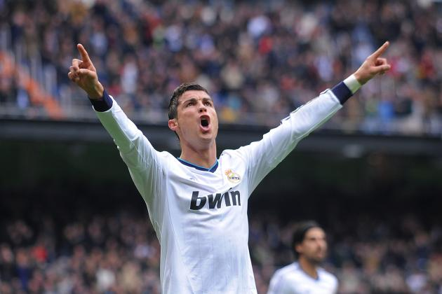 Cristiano Ronaldo: 'I Can't Wait for the Manchester Game'