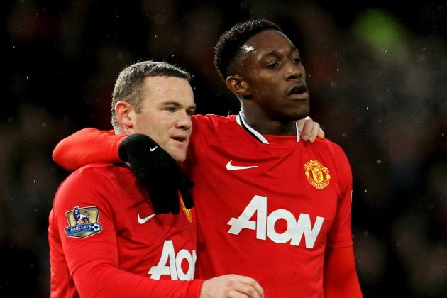 Wayne Rooney Defends Manchester United Team-Mate Danny Welbeck