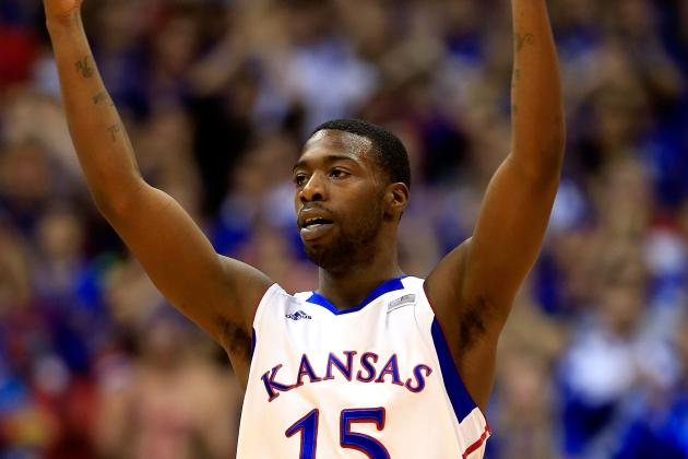 Self Says KU Will 'ride' with Johnson at Point Guard