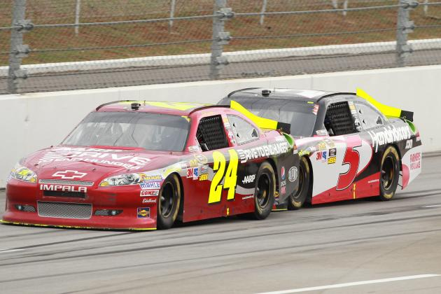 Talladega, ISC Officials Blame Poor Attendance on Two-Car Draft, Style of Racing