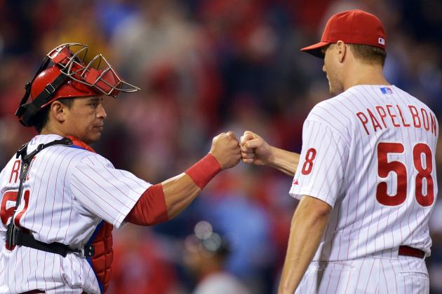 Lots of Competition, Few Jobs in Phillies' Bullpen