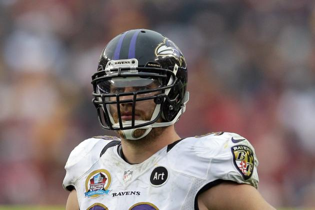 Paul Kruger, Dannell Ellerbe Want Another Ride with Ravens