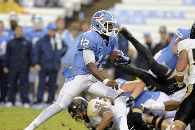 Marquise Williams No Longer Enrolled at UNC