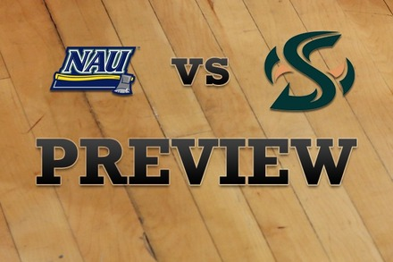 Northern Arizona vs. Sacramento State: Full Game Preview