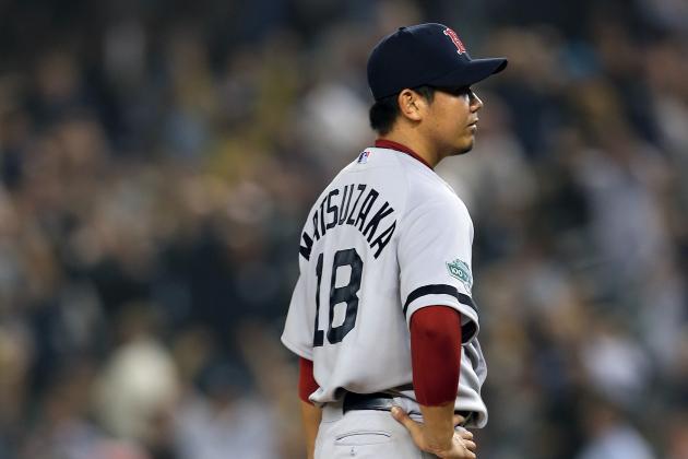 Astros and Mets Considering Free Agent Daisuke Matsuzaka