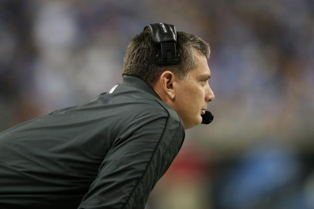 Lions Prepared for Potential Offensive Line Turnover, Says Schwartz