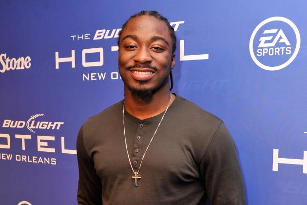Marcus Lattimore Would Like to Be Drafted by the Lions