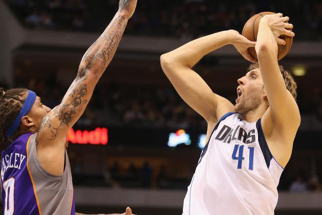 Dirk: 'I'll Give It a Go Tonight'