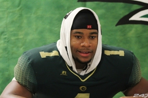 Top Recruit Robert Nkemdiche Says Decision 'Getting Hard' After LSU Visit