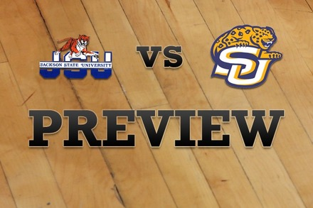 Jackson State vs. Southern University: Full Game Preview