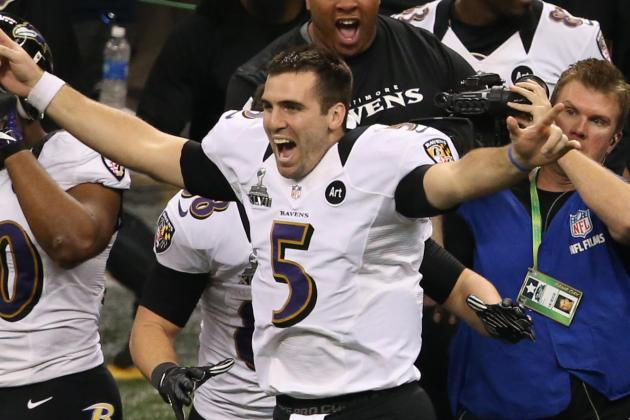 Joe Flacco: Still Not Among Fantasy Football's Elite