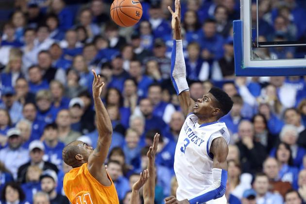 Nerlens Noel Repeats as SEC Freshman of the Week