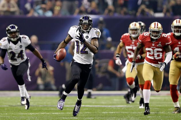 Jacoby Jones' Kick Return Means Free Furniture for Many