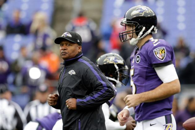 Jim Caldwell: Joe Flacco Is Going to Get Even Better