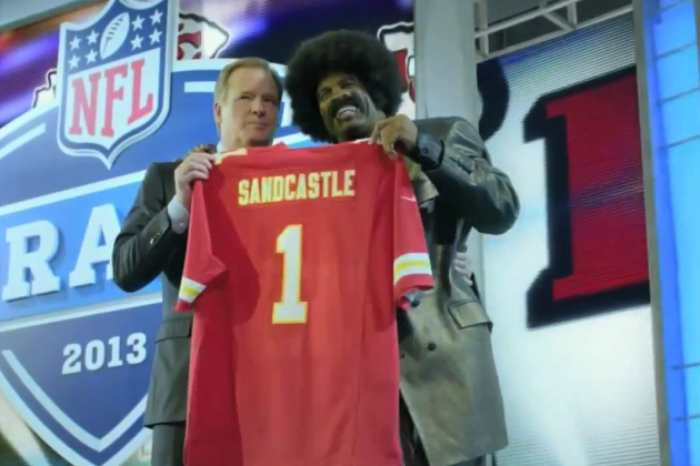 Leon Sandcastle: Deion Sanders' NFL Spot a Rare Highlight Among Super Bowl Ads
