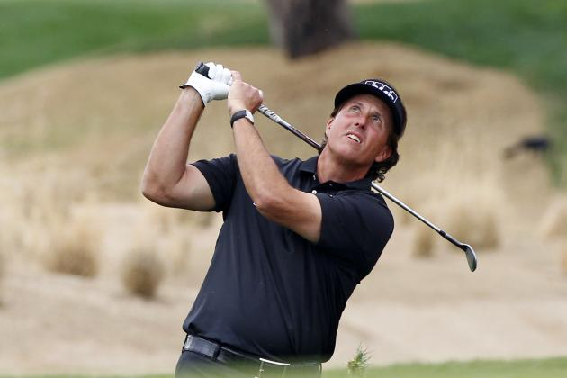 Winner's Bag: Phil Mickelson's Clubs at the Phoenix Open