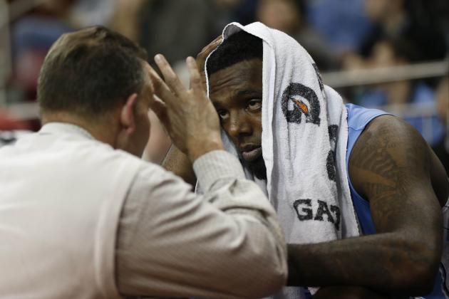 P.J. Hairston (flu) Doubtful for Tuesday