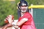 Four-Star JUCO Quarterback Tanner McEvoy Commits to Wisconsin