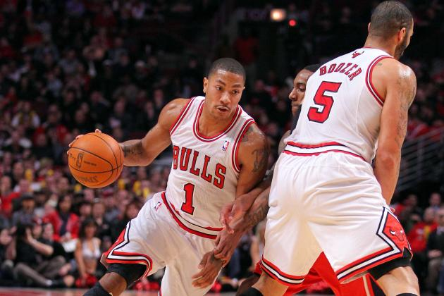 Carlos Boozer Giddy About What Bulls Can Be with Derrick Rose